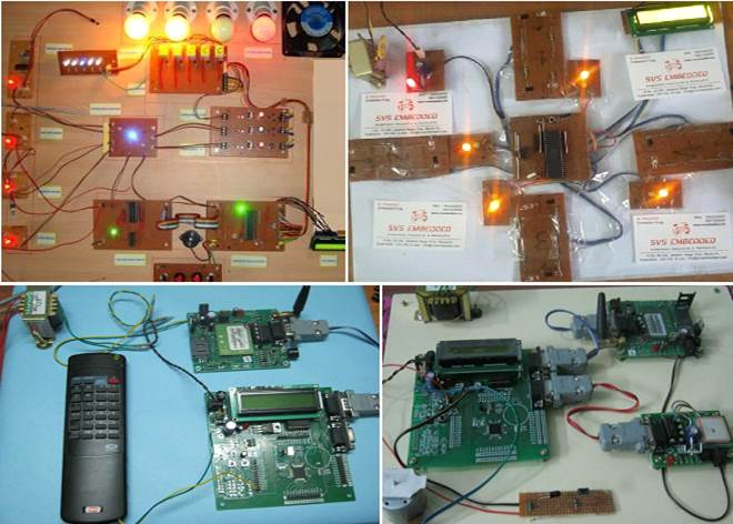 Traffic Light Control Electronics Lab